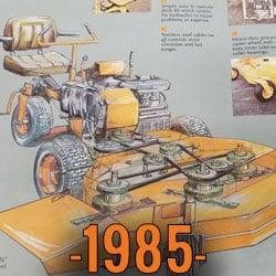 1985 3 Wheel