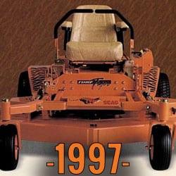 1997 Turf Tiger