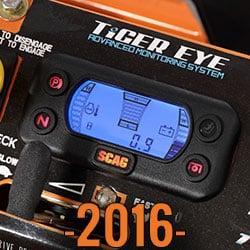 2016 Tiger Eye