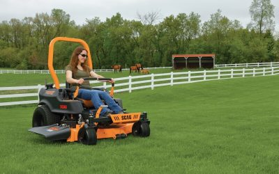 The Difference Between Residential and Commercial Lawn Mowers