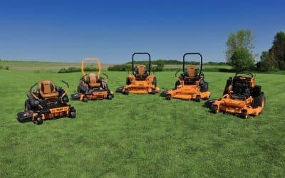 Lawn Mower Trends, Australian 2020